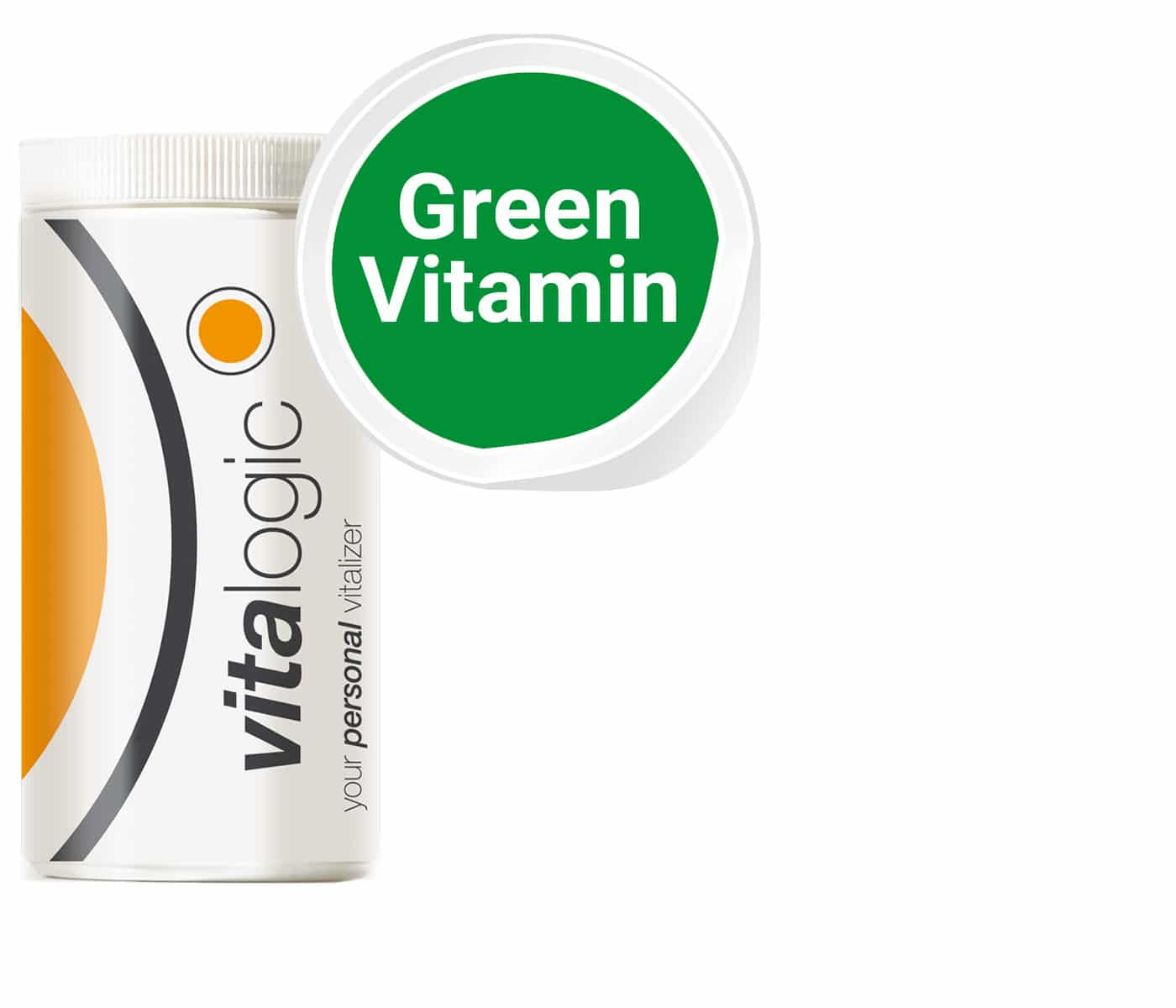 Special Edition Vitalogic Green Vitamin