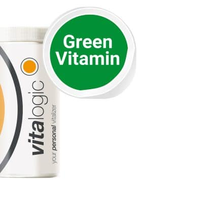 Special Edition Vitalogic Green Vitamin 30 Tage