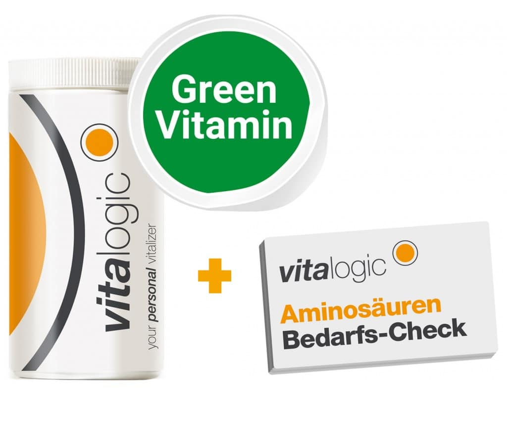 Special Edition Vitalogic Green Vitamin Paket