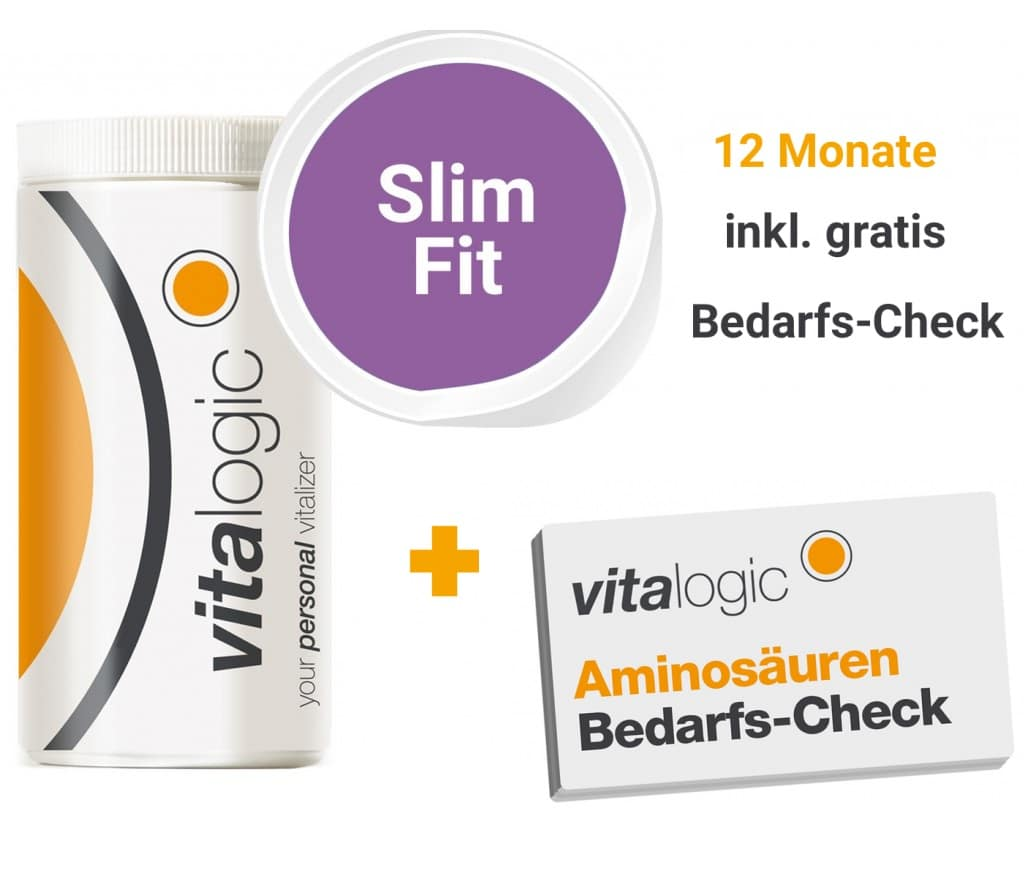 Special Edition Vitalogic Slim Fit Jahrespaket